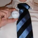 Wie binde ich meine Krawatte richtig?