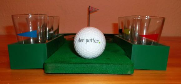 Golf als Partyspiel