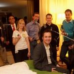 Golf Hotels kennt jeder, aber haben Sie schon mal Golf im Hotel gespielt?!